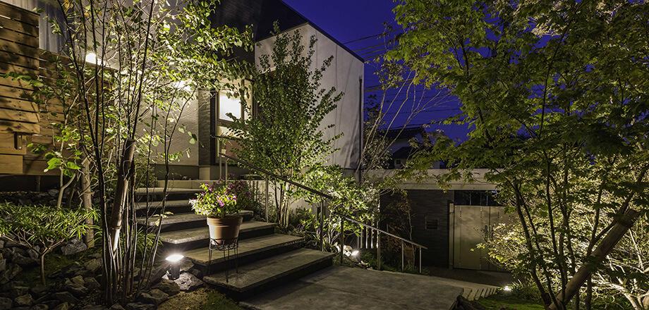 住宅緑化事業実例ギャラリーイメージ