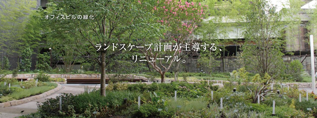 自然と共生する暮らしを叶える造園修景