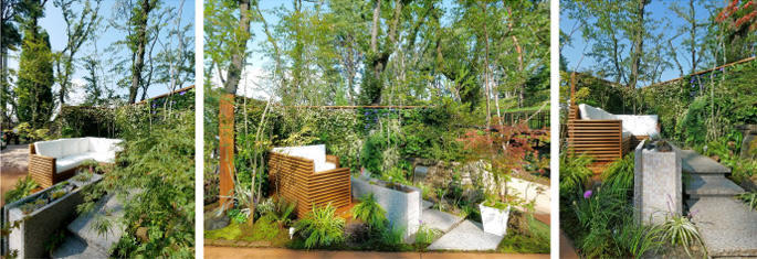 『GARDEVING 森の恵みと暮らす庭』